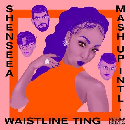 Shenseea ft Mash Up International - Waistline Ting