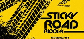 STICKY ROAD RIDDIM [FULL PROMO] – THIRTY SIX DEGREES RECORDS