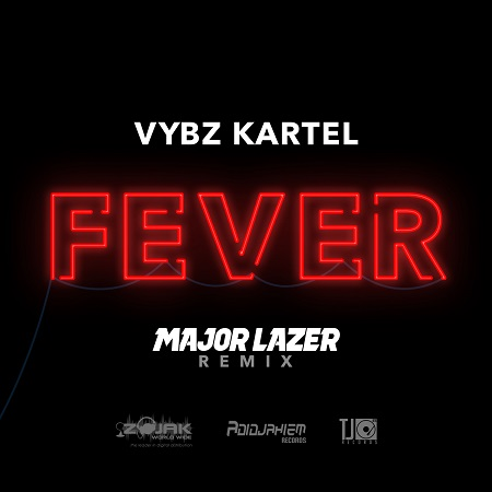 VYBZ KARTEL - FEVER (MAJOR LAZER REMIX) cover