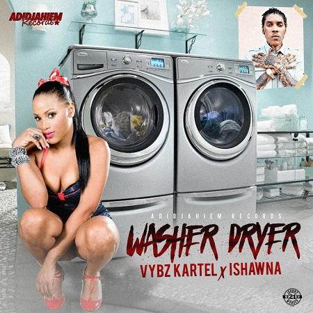 Vybz Kartel & Ishawna - Washer Dryer
