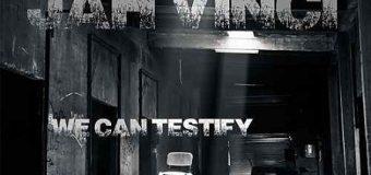 JAH VINCI – WE CAN TESTIFY – BOMBSHOP RECORDS