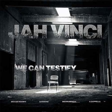 jah vinci - we can testify COVER