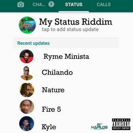 my status riddim