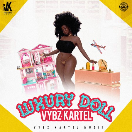 vybz kartel - Luxury Doll