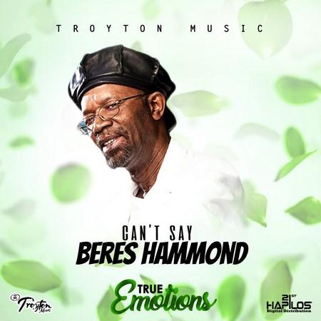 Beres Hammond - Can't Say