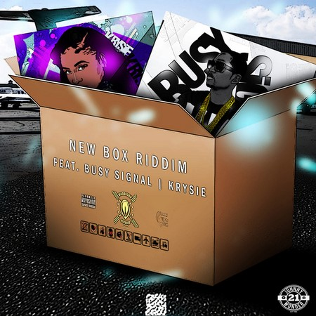 NEW-BOX-RIDDIM-COVER NEW BOX RIDDIM [FULL PROMO] - WARRIOR MUZIK