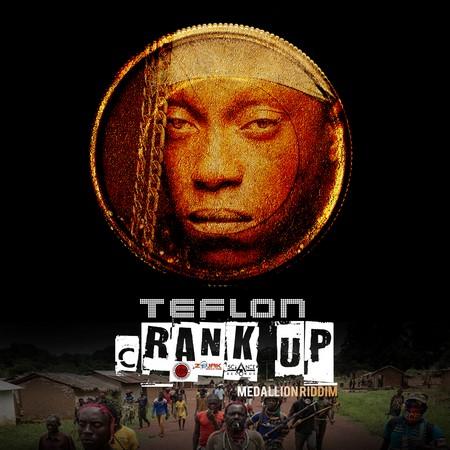 Teflon-crank-up
