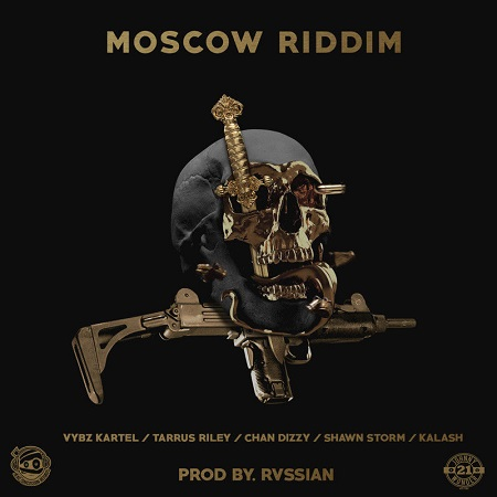 moscow riddim artwork