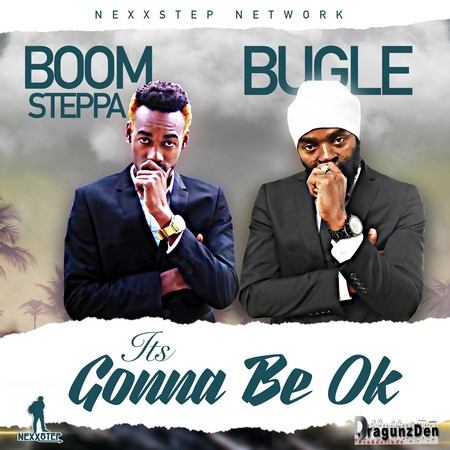 Boom-Steppa-X-Bugle-Gonna-be-ok-cover
