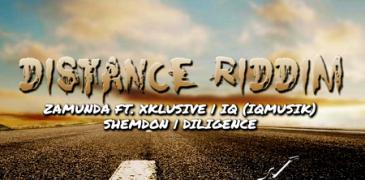 DISTANCE RIDDIM [FULL PROMO] – CARIBBEAN MUSIC RECORDS