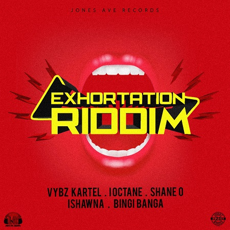 EXHORTATION-RIDDDIM