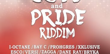LOVE AND PRIDE RIDDIM [FULL PROMO] – FULL CHAARGE RECORDS