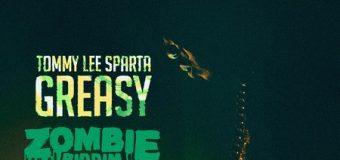 TOMMY LEE SPARTA – GREASY – ZOMBIE RIDDIM – [MAIN+INSTRUMENTAL] – UIM RECORDS