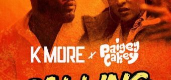 K MORE FT PAIGEY CAKEY – CALLING – BASHMENT PARTY RECORDS