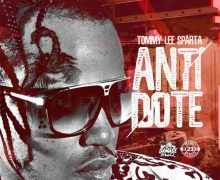 TOMMY LEE SPARTA – ANTIDOTE [MAIN & INSTRUMENTAL] – DAMAGE MUSIQ