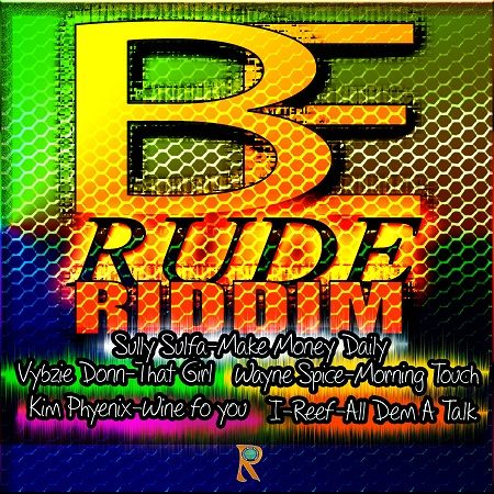 Be-Rude-Riddim BE RUDE RIDDIM - THE BEAT OUTLET