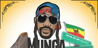 MUNGA - Colors