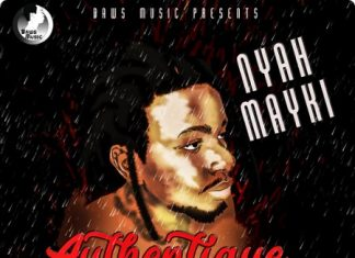 Authentique - Nyah Mayk