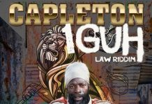 CAPLETON-One-Guh-artwork