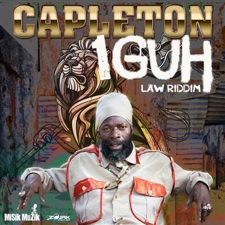 CAPLETON-One-Guh-artwork