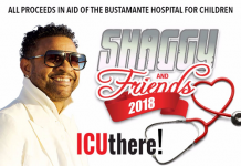 SHAGGY & FRIENDS 2018