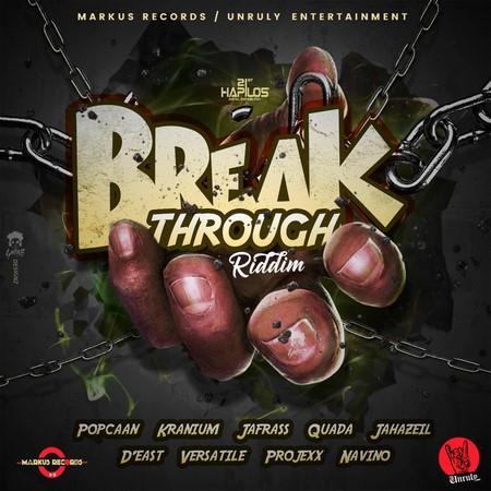 breakthrough-riddim-COVER BREAKTHROUGH RIDDIM [FULL PROMO] - MARKUS RECORDS