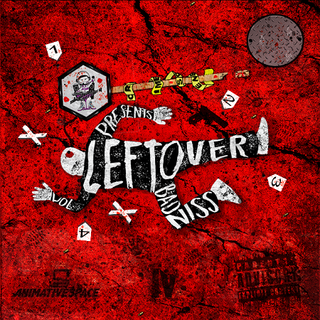 leftover-5 STEPHEN MERCURY - LEFTOVER BADNISS 5 - MIXTAPE