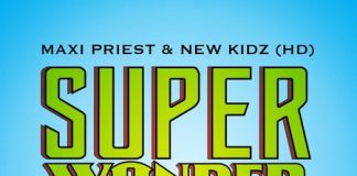 maxi priest & new Kidz - Super Wonder woman cover