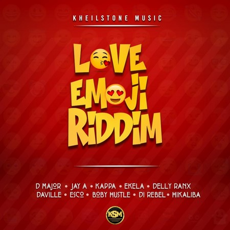 Love-Emoji-Riddim-cover LOVE EMOJI RIDDIM [FULL PROMO] - KHEILSTONE MUSIC