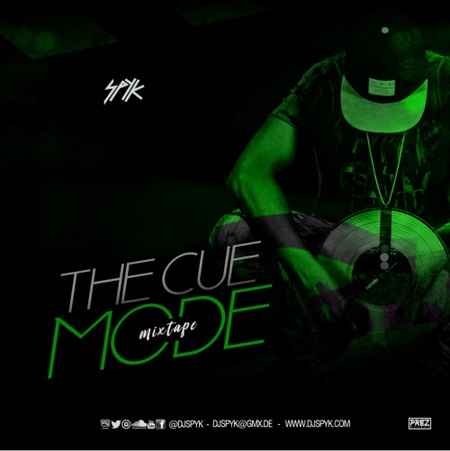 DJ-SPYK-The-Cue-Mode-cover DJ SPYK - THE CUE MODE - MIXTAPE