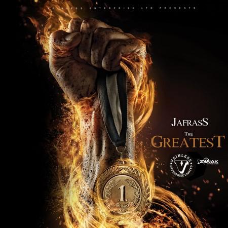 JAFRASS-THE-GREATEST-cover JAFRASS - THE GREATEST - VEINLESS ENTERPRISE LTD