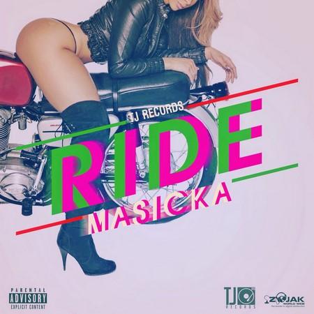 Masicka-RIDE-cover MASICKA - RIDE [EXPLICIT] - TJ RECORDS