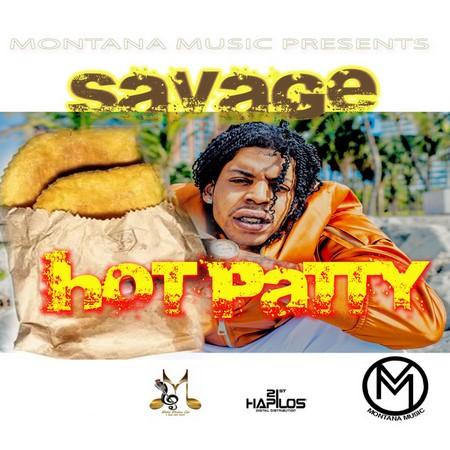 SAVAGE-HOT-PATTY-cover SAVAGE - HOT PATTY - MONTANA MUSIC