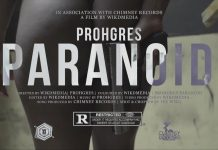 Prohgres-paranoid-music-video