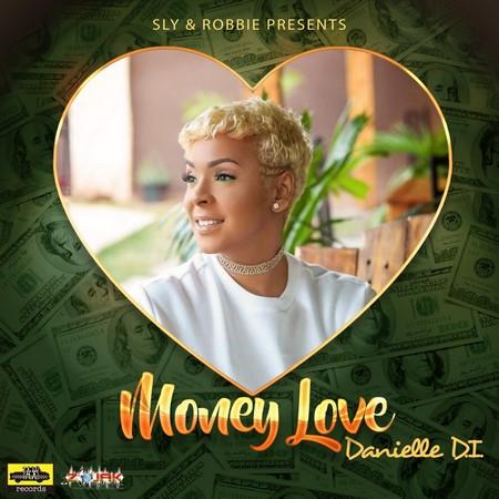 DANIELLE-D.I.-MONEY-LOVE-COVER DANIELLE D.I. - MONEY LOVE - TAXI RECORDS