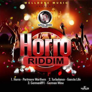 Horro-Riddim