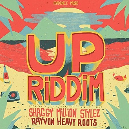 up-riddim-cover UP RIDDIM [FULL PROMO] - EVIDENCE MUSIC