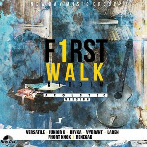 FIRST-WALK-RIDDIM-ACOUSTIC-VERSION-COVER-300x300 FIRST WALK RIDDIM [ACOUSTIC VERSION] - NEWDAY MUSIC GROUP