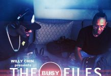 Willy Chin presents The Busy Files