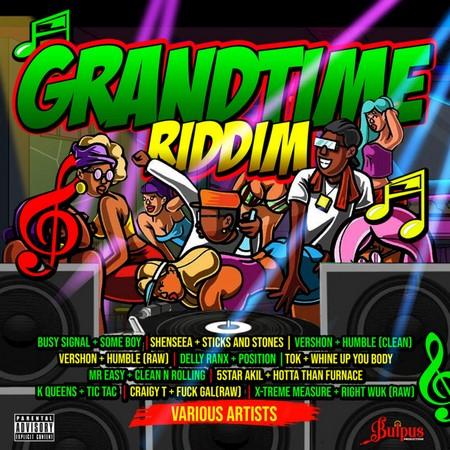 Grandtime-Riddim
