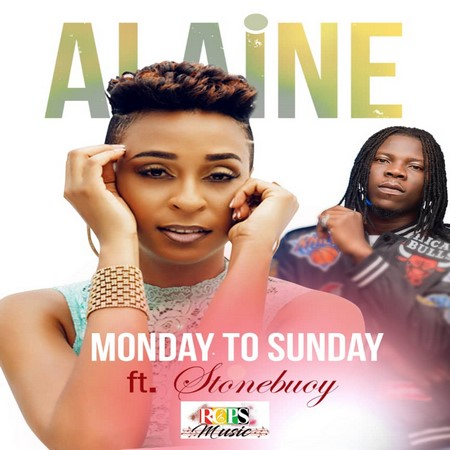 Alaine-feat.-Stonebwoy-Monday-to-Sunday