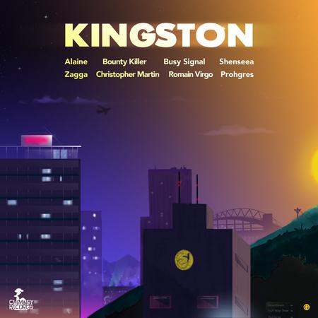 Kingston-Riddim