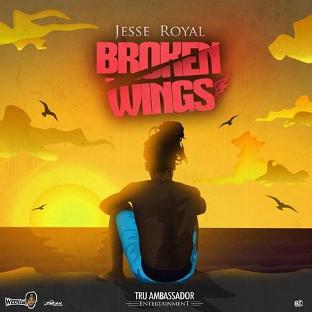 Jesse-Royal-broken-wings-cover JESSE ROYAL - BROKEN WINGS - TRU AMBASSADOR