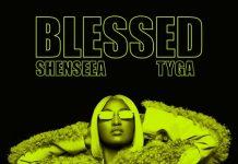 Shenseea-Tyga-Blessed