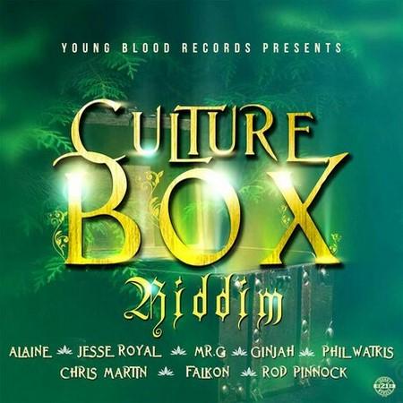 CULTURE-BOX-RIDDIM-COVER CULTURE BOX RIDDIM [FULL PROMO] - YOUNG BLOOD RECORDS