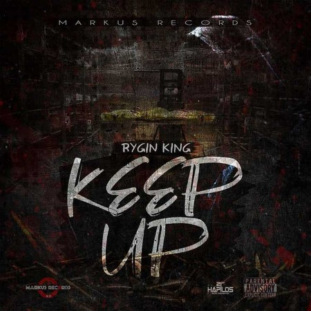 RYGIN-KING-KEEP-UP-cover RYGIN KING - KEEP UP - MARKUS RECORDS