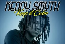 KENNY SMITH - KEEP IT CALM - VICTORY LAP RIDDIM