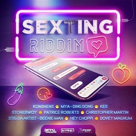 sexting-riddim-cover SEXTING RIDDIM [FULL PROMO] - JONNY BLAZE & STADIC