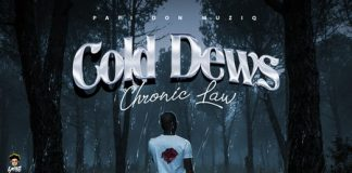 Chronic-Law-Cold-Dews