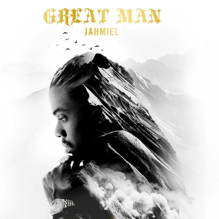 JAHMIEL-GREAT-MAN-ALBUM-COVER JAHMIEL - THOUGHTS AND DREAMS - GREATMAN ALBUM - CHIMNEY RECORDS